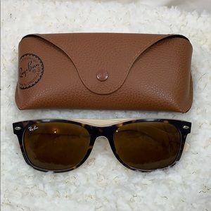 Women's Ray-Ban sunglasses tortoise shell